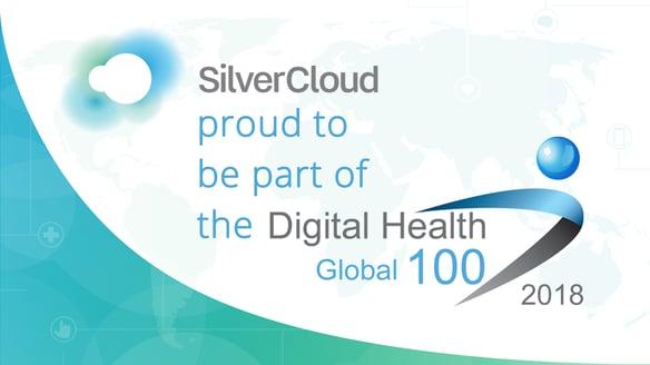 SilverCloud Health Named a Global Digital Health 100 Honoree by Journal of mHealth