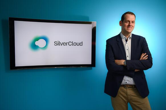 SilverCloud Health's CEO Featured in Becker's Hospital Review