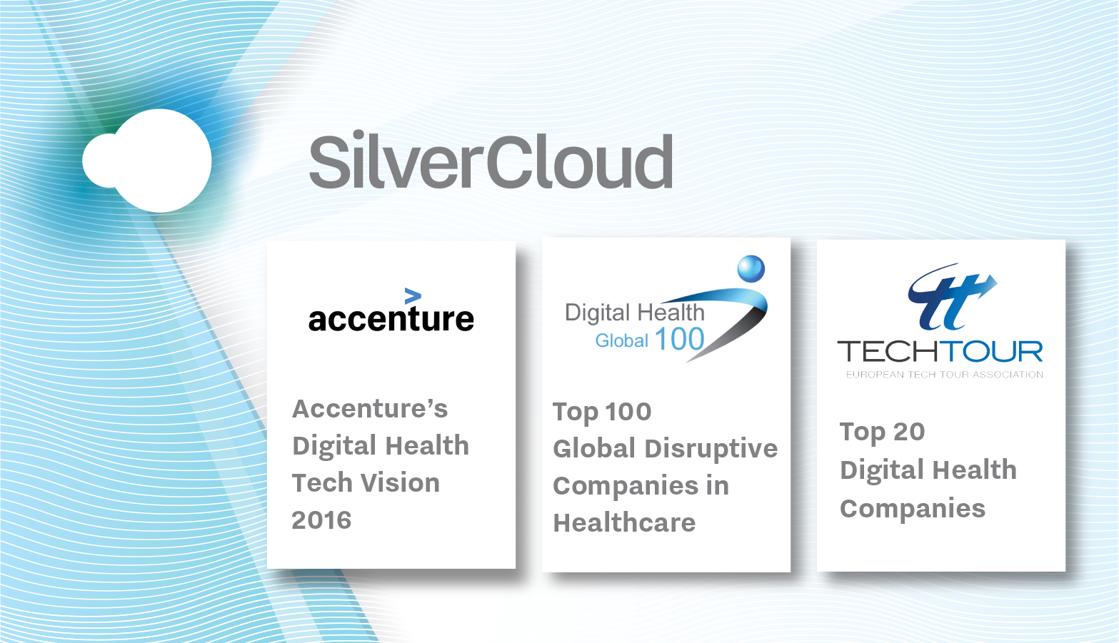 SilverCloud Health awards
