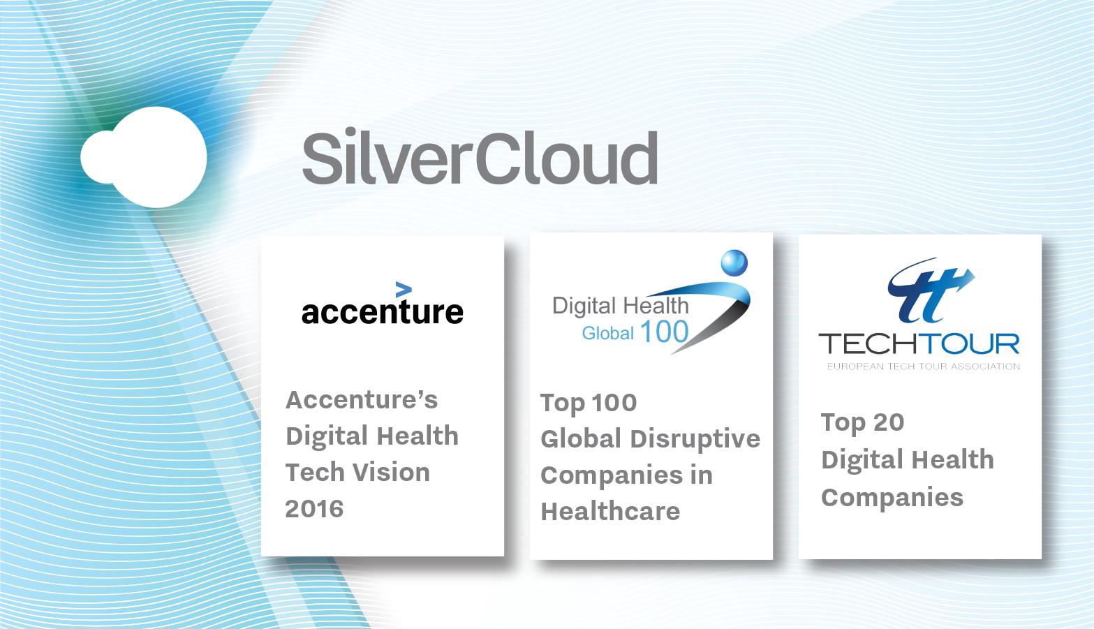 SilverCloud Health awards