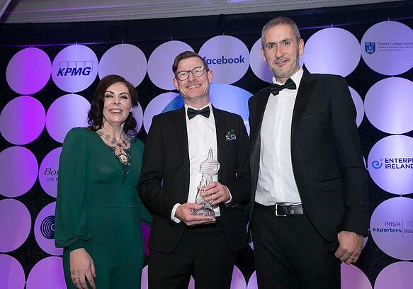 SilverCloud Health Recognised as Life Science Exporter and Small and Emerging Exporter of the Year