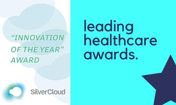 SilverCloud Health Wins Innovation of the Year Award