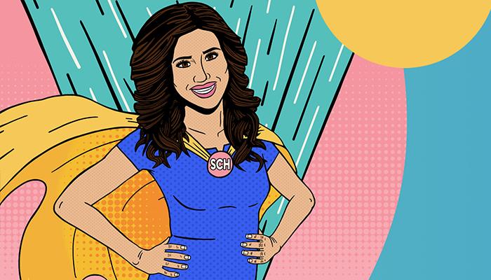 Zereana Jess-Huff: 24/7 Mental Health Superhero