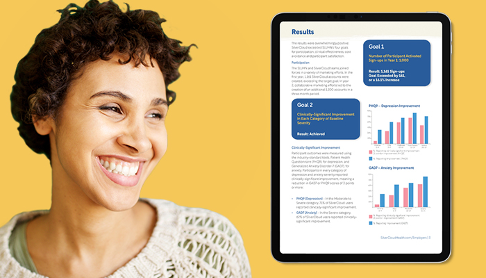 How St. Luke's Helped Their Employees and Achieved 17 Times Their Return on Investment With Digital Mental Health Services (Case Study)