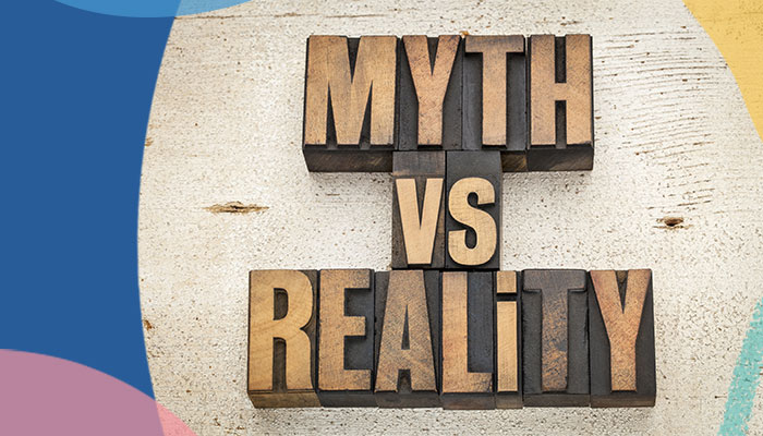 4 MythsDebunked: DigitalSupport forChildren and Young People Mental Health Services