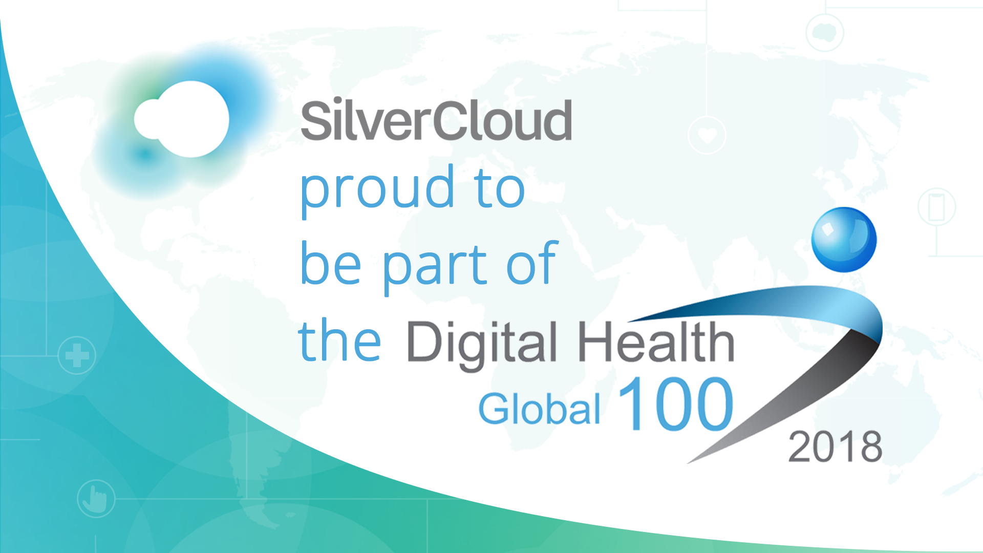 SilverCloud Health Named a Global Digital Health 100 Honoree by Journal of mHealth