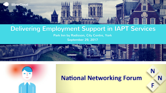 Delivering Employment Support in IAPT Services