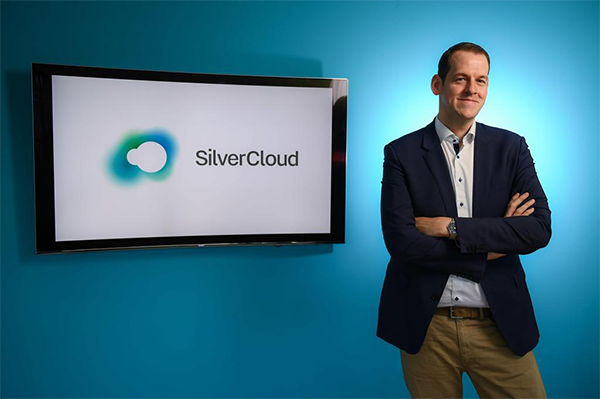 SilverCloud boss Ken Cahill finds a silver lining in the Covid crisis
