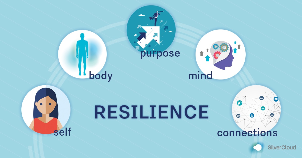 How to Strive in the Face of Challenges: Developing your Resilience