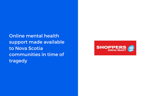 Online Mental Health Support Made Available To Nova Scotia Communities In Time Of Tragedy