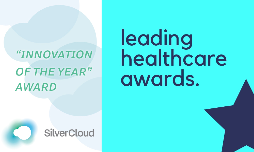 SilverCloud Health Wins Innovation of the Year Award