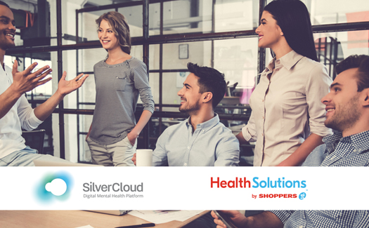 Health Solutions by Shoppers and SilverCloud Health partner to bring digital mental health solutions to Canadian employers