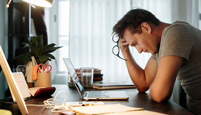 Stress in the workplace: what are the signs?